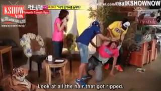 Lee Kwang Soo unlucky and funny moments