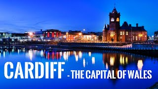 CARDIFF - The Capital of Wales, UK | A Day in the Life of Cardiff