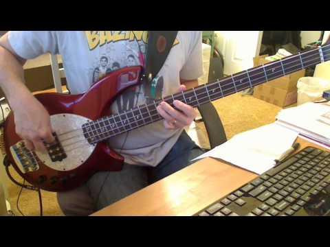 Big Drill Car - Freep Bass Cover