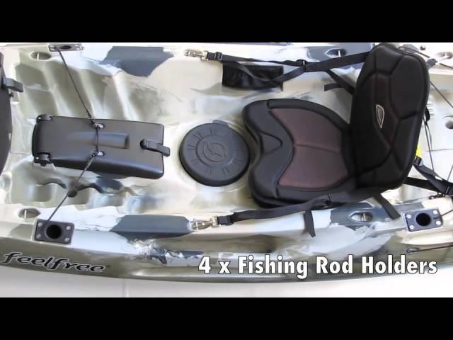 Feelfree Moken 10 Angler - Fishing Kayak