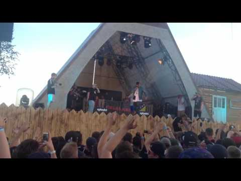 Celo & Abdi feat. Haftbefehl & Xatar - HECKMECK Splash 19 live