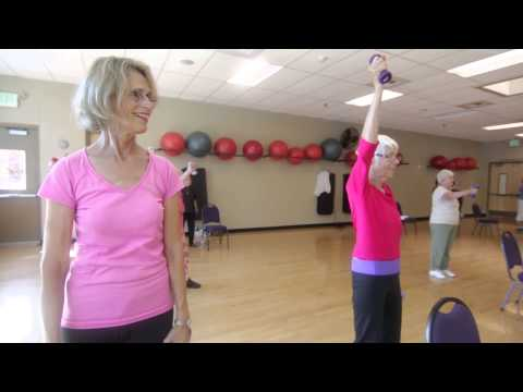 Enhance Fitness (Sr. Fitness Program)