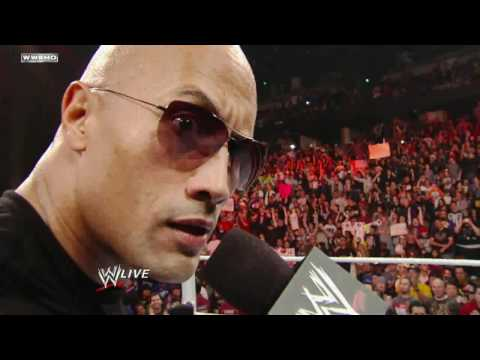 WWE The Rock 2011 Ringtone