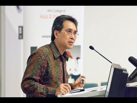 Asia Pacific Week 2011-An Indonesian Perspective on Asia
