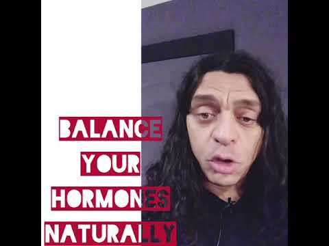 Balance your hormones the natural way 🙏- detox and detoxification