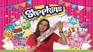 UNBOXING MEGA PACK SORPRESA ADORABLES SHOPKINS Season 10 Mini Packs | Juguetes Shanesama84