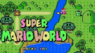 Super Mario World Hacks 101 | How to | tips and tricks (スーパーマリオワールド)