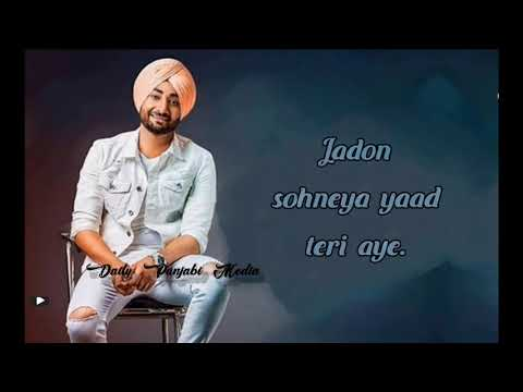 song:-phulkari-singer:-ranjit-bawa-lyrics:video