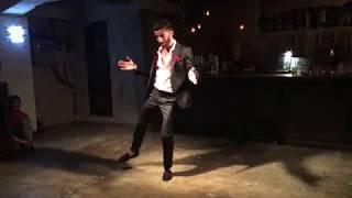 Reda Dance solo salsa performance in Tokyo 2017