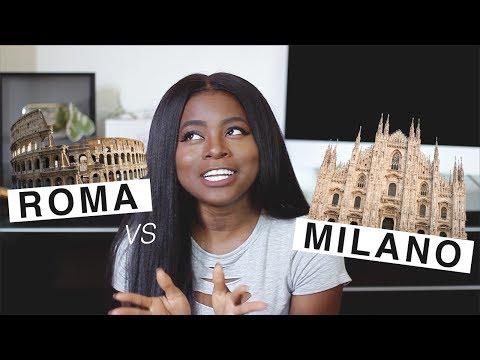 ROME VS MILAN