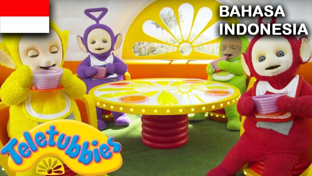 ★Teletubbies Bahasa Indonesia★ Sarapan Yuk ★ Full Episode HD