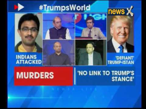 Spotlight: Donald Trump trashed inside US; massive outrage in India