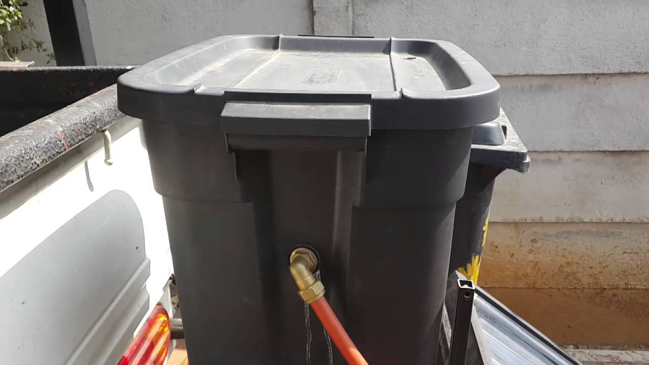 Portable Solar Water Heater Youtube