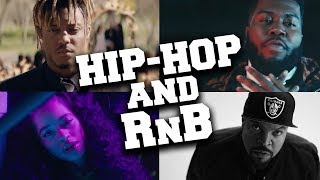Top 50 US Hip-Hop & R&B Songs - 01 April 2019