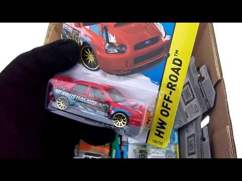 Hot Wheels & Matchbox SEGA 2014
