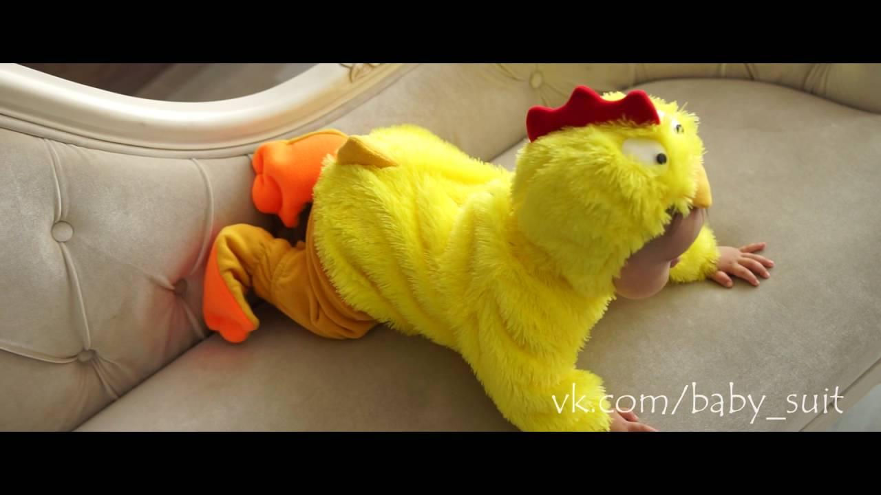 Как сделать костюм цыпленка фото 755