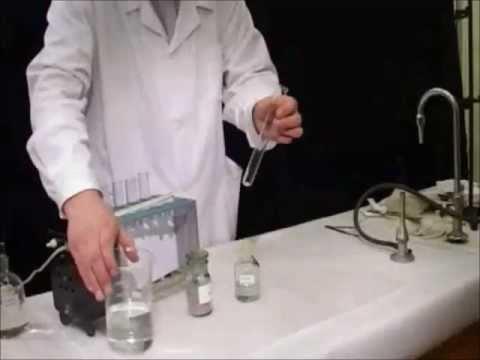 Phản ứng của Phenol với dung dịch NaOH
