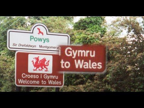A Welsh Lesson at Nant Gwrtheyrn. Mae'n Hwyl!