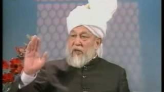 Liqa Ma'al Arab #149 Question/Answer English/Arabic by Hadrat Mirza Tahir Ahmad(rh), Islam Ahmadiyya