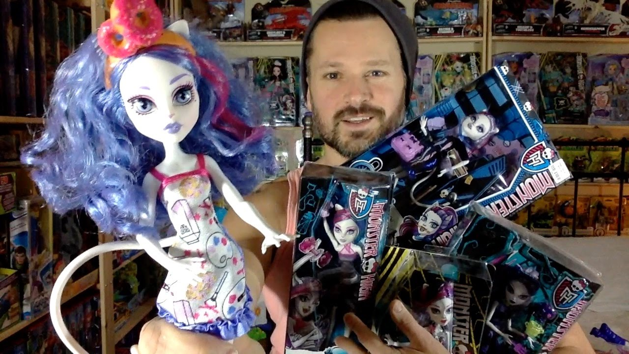 Catrine demew popular catrine demew doll buy cheap catrine demew doll - Monster High Dessert Ghouls Catrine Demew Budget Reboot Doll Unboxing Review Youtube