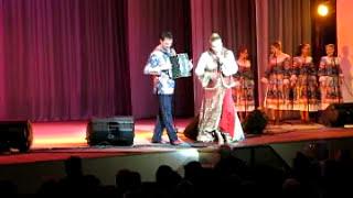 В тихую лунную ночку. Людмила Николаева(Юбилейный концерт в Рязани 06 марта 2011., 2011-03-14T23:22:19.000Z)