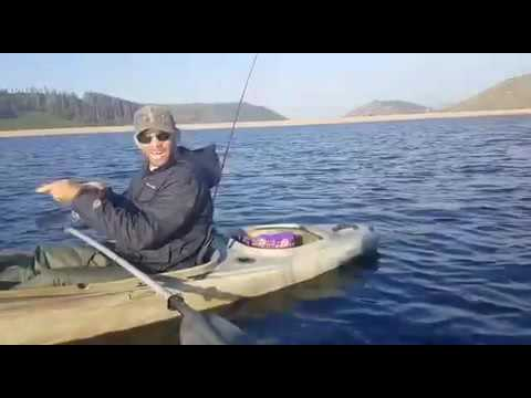 Trophy Lake Trout Lake Granby Colorado 1.