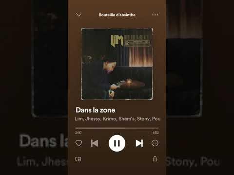 Youtube: LIM   DANS LA ZONE FT JHESSY KRIMO SHEMS STONY POUPA OFFICIEL EP BOUTEILLE D'ABSINTHE