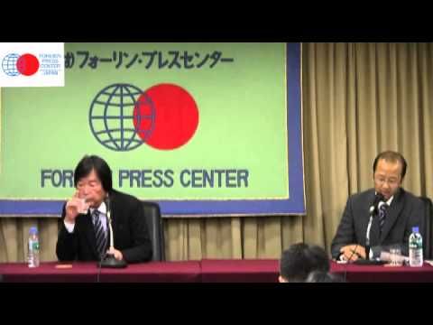 """FPCJ Press Briefing """"Obama's Asia Trip and Japan-US-China-ROK Relations"""""""