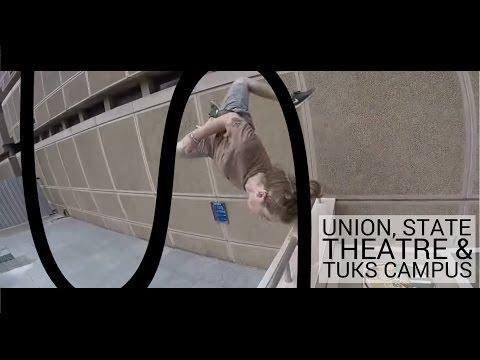 Munkie: Union, State Theatre & TUKS