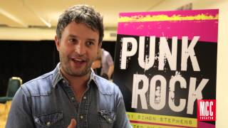 What is PUNK ROCK?