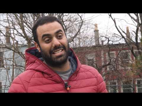 My Friend Mohamed In St  John's, Newfoundland