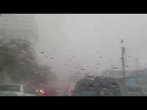 Rain Guatemala City