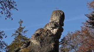 Schwäbische Alb: Felsenmeer und Wental