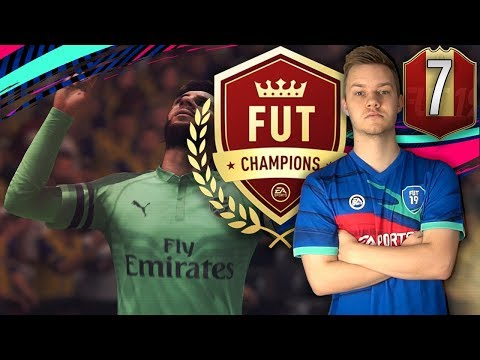 KAN LIONEL MESSI CARRY MIG I WEEKEND LEAGUE? - FUT CHAMPIONS #7
