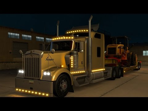 American Dream #46 Se acerca el final! Modificando mi Kenworth W900 El Precioso
