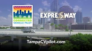 Tampa Connected Vehicles Pilot - Short Promotional Reel 2018