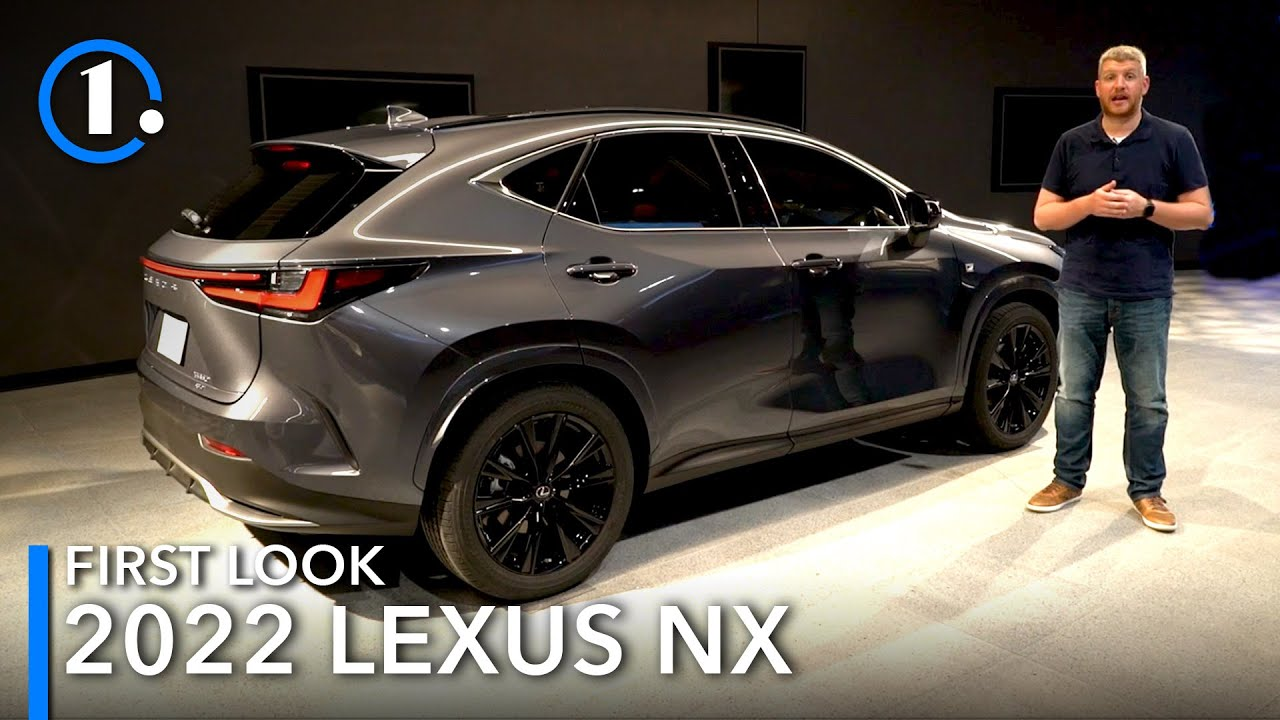 Download 2022 Lexus NX: First Look (Up-Close Details)