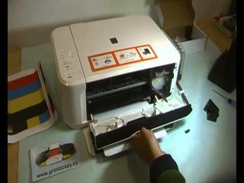 canon pixma mg3550 unboxing german hd doovi. Black Bedroom Furniture Sets. Home Design Ideas