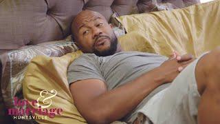 LaTisha and Marsau's Major Argument | Love and Marriage: Huntsville | Oprah Winfrey Network