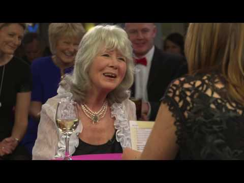 Bord Gáis Energy International Recognition Award winner Jilly Cooper