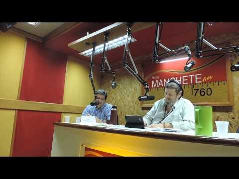Entrevista à Radio Manchete