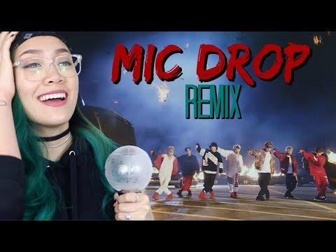 BTS - 'Mic Drop (Steve Aoki Remix)' MV + Song | Reaction