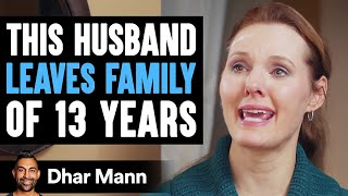 Husband Abandons Family After 13 Years, What His Son Does Will Shock You | Dhar Mann