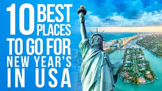 Best Cities To Be In For New Years Eve