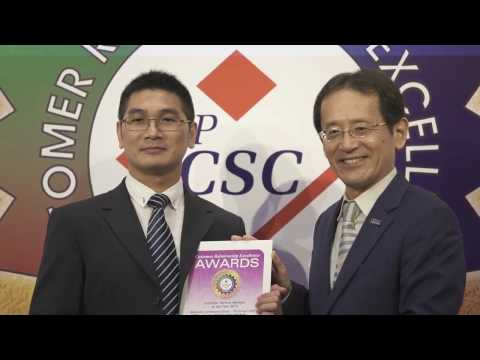 2015 APCSC CRE Awards Winners Interviews - China Telecom Global Customer Service Center