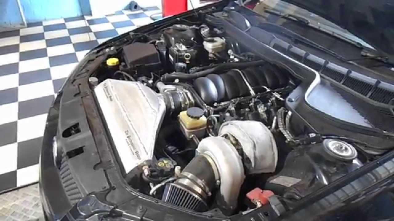 The Performance Shoppe L98 Ve Ss Ute Turbo Kit