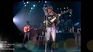 """Talk Talk """"It's My Life"""" (Live, 1984) -- Mark Hollis, 1955-2019 thumbnail"""