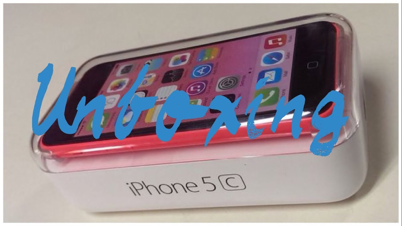 iphone 5c pink pink iphone 5c unboxing 1310