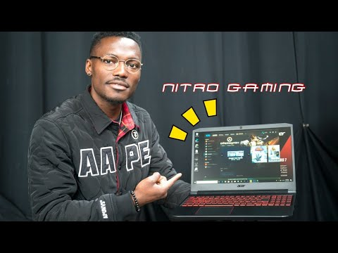 Acer Nitro 7 and Nitro 5 Gaming Laptops Hands On