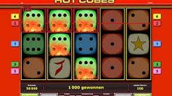 Hot Cubes kostenlos spielen - Novoline / Novomatic